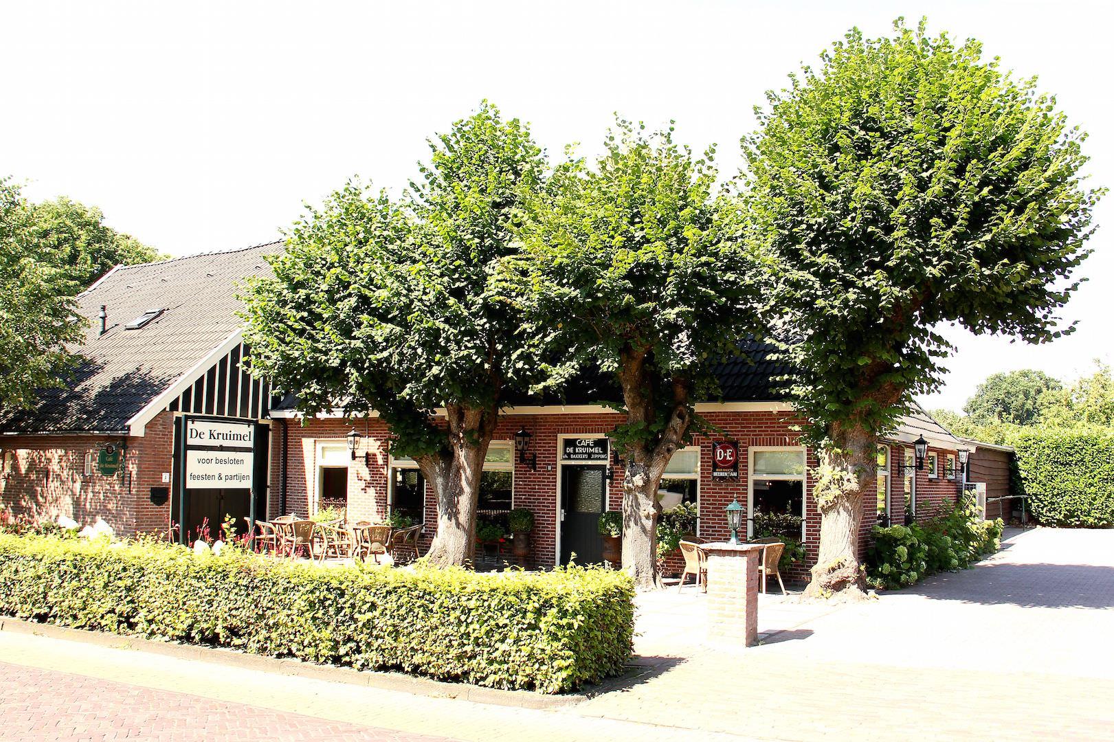 De Kruimel Trouwlocatie Drenthe De Kruimel