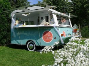 Trouwtrends 2017 Foodtruck