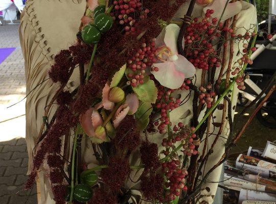 Trouwinspiratie beurs bloemen