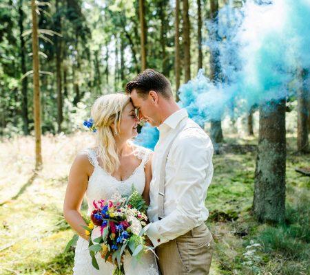 Bruidsfotografie Anouk wubs